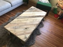 Long Pallet Coffee Table in Okinawa, Japan