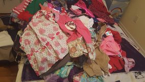 2 full trash bags of girl clothes sz 4/5 in Fort Polk, Louisiana