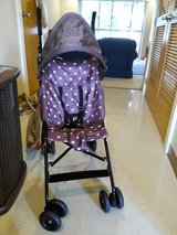 Great folding stroller Leaman in Okinawa, Japan