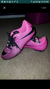 kids 3y soccer shoes in The Woodlands, Texas