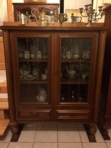 China Cabinet, Display Cabinet in Ramstein, Germany