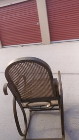 Rocking chair in Bellaire, Texas