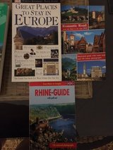 3 Travel Around Europe Books in Ramstein, Germany