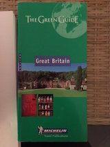 The Green Guide to England in Ramstein, Germany