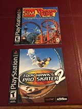 Sony Playstation Instruction Booklet - Sim Theme Park in Lockport, Illinois