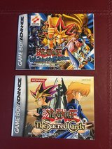 4 Game Boy Advance Yu-Gi-Oh Instruction Booklets in Lockport, Illinois