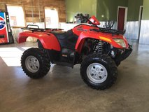 2009 Arctic Cat 550 H1 in Fort Leonard Wood, Missouri
