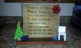 Christmas Angel Poem in Fort Leonard Wood, Missouri