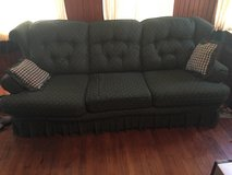 Sofa and Love Seat in Fort Polk, Louisiana
