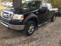 2008 Ford F-150 4x4 in Fort Campbell, Kentucky