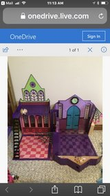 MONSTER HIGH 19 Dolls & House in Fort Knox, Kentucky