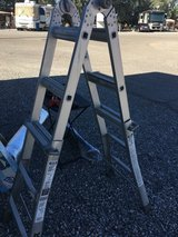 Foldable extension ladder in Yuma, Arizona