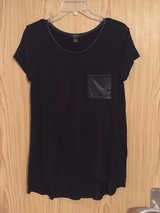 faux leather pocket tee in Ramstein, Germany