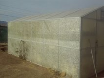 9 ft x 18 ft Greenhouse in Yucca Valley, California