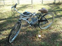 motorized bicycle in Perry, Georgia