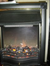 dimplex coal effect electric fire in Lakenheath, UK