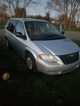 2006 Chrysler Town & Country Limited in Fairfield, California