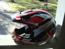 Two 4 wheeler helmets in Spring, Texas