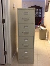 File cabinet in Cleveland, Texas
