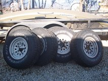 4 Cooper Tires in Fort Riley, Kansas