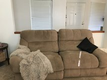 Electrical couch in Vacaville, California