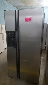 STAINLESS STEEL REFRIGERATOR in Camp Lejeune, North Carolina