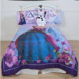 Frozen twin bed set!! in Chicago, Illinois