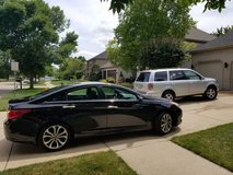 2013 Hyundai Sonata Limited 2.0 Turbo; Only 35,000 miles... Make an offer! in Chicago, Illinois
