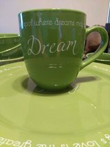 Stoneware Dishes Service for 8 in Fort Campbell, Kentucky
