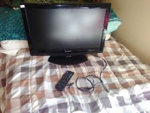 "22"" TV Flat Screen  ( Sharp in Fort Campbell, Kentucky"