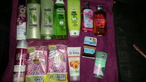 Ladies health and beauty lot in Fort Leonard Wood, Missouri