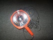 Vintage Attwood 200,000 Candle Power Hand Held Spot Light in Glendale Heights, Illinois