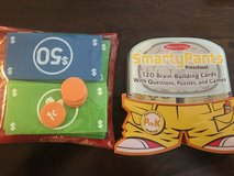 Melissa & Doug Smarty Pants and felt money in Fort Drum, New York