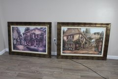 Pair of Paintings in CyFair, Texas