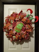 Christmas Elf Wreath in Leesville, Louisiana