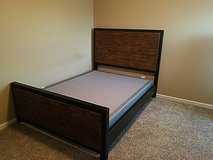 Ashley Queen Bed (Box) in Fort Campbell, Kentucky