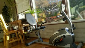 Exerpeutic 900XL Extended Recumbent Exercise Bike in Fairfield, California