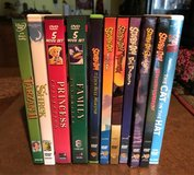 11 kids DVD'S MOVIES in Fort Knox, Kentucky