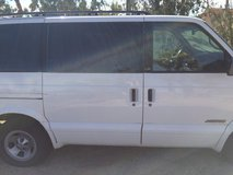 2001 Chevy Astro van (yucca valley) in 29 Palms, California