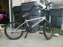 Diamondback bike in Tacoma, Washington