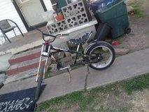 chopper bike in Lawton, Oklahoma