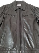 NEW MICHAEL KORS LEATHER JACKET in Naperville, Illinois