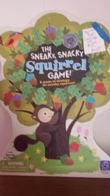 Sneaky, Snacky, Squirrel Game in Perry, Georgia