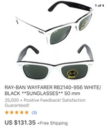 Ray ban RB2140 in Okinawa, Japan