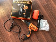 Black and Decker Drill in Okinawa, Japan