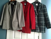 Ladies Wool Blazers (price each) in Eglin AFB, Florida
