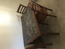 Free dining table in Fort Irwin, California