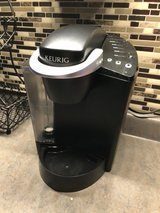 Keurig single cup coffee maker in Schaumburg, Illinois