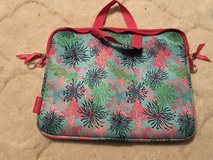 "Lilly Pulitzer 15"" laptop case in Camp Lejeune, North Carolina"