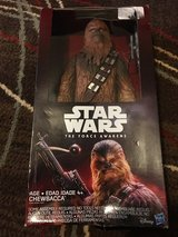 "Star Wars Chewbacca 12"" figure in Okinawa, Japan"